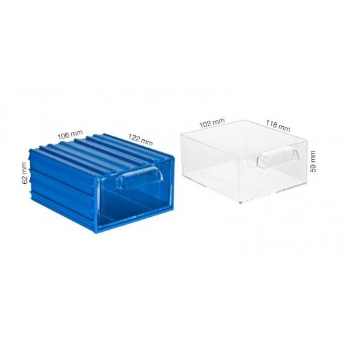 Plastik Çekmeceli Kutular 302