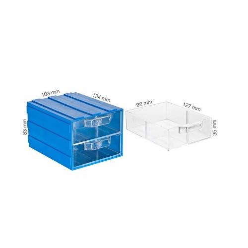 Plastik Çekmeceli Kutular 142